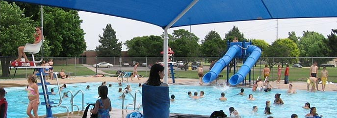 City parks orchard park Orchard park swimming pool wichita ks